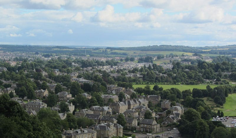 debt collection stirling